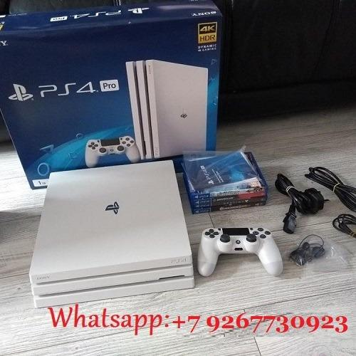 Sony PLaySTAtiOn 4 Ps4 PrO 1TB,2TB Video Game cONSoleS + 10 GAMES
