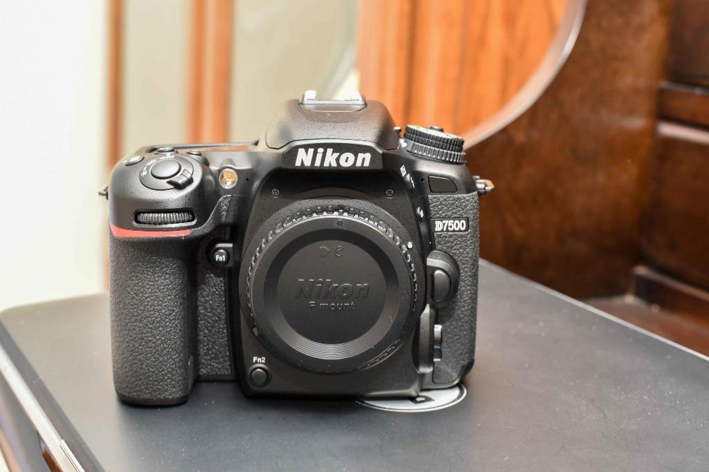 Standard Nikon D850 D800 D750 D700 D500 FX DSLR with 24-120mm VR + Tamron 70-300mm Lenses+ 20pc Bundle