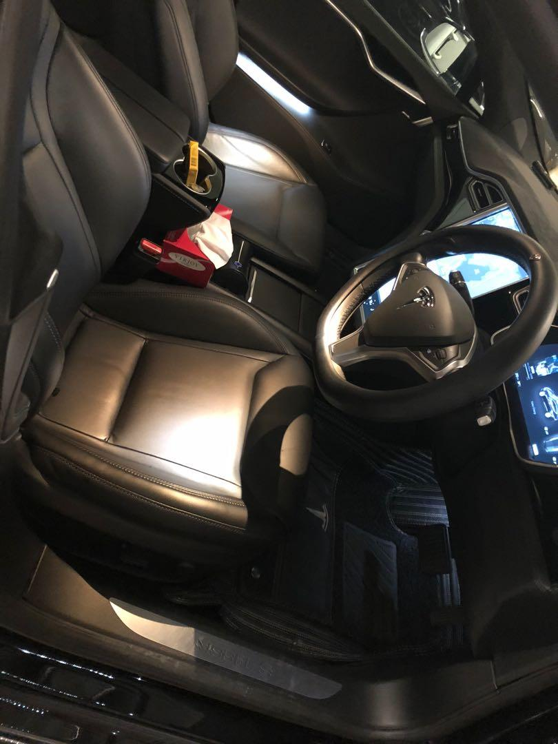 Tesla Model S Model S 70D Auto