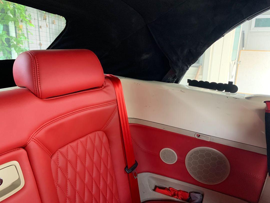 Volkswagen Beetle 2.0 Auto