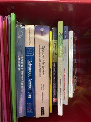 Finance Textbook Lisiting