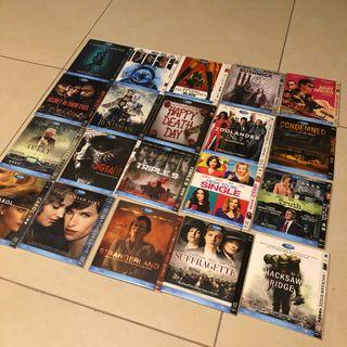 DVD Collection - 61 Movies