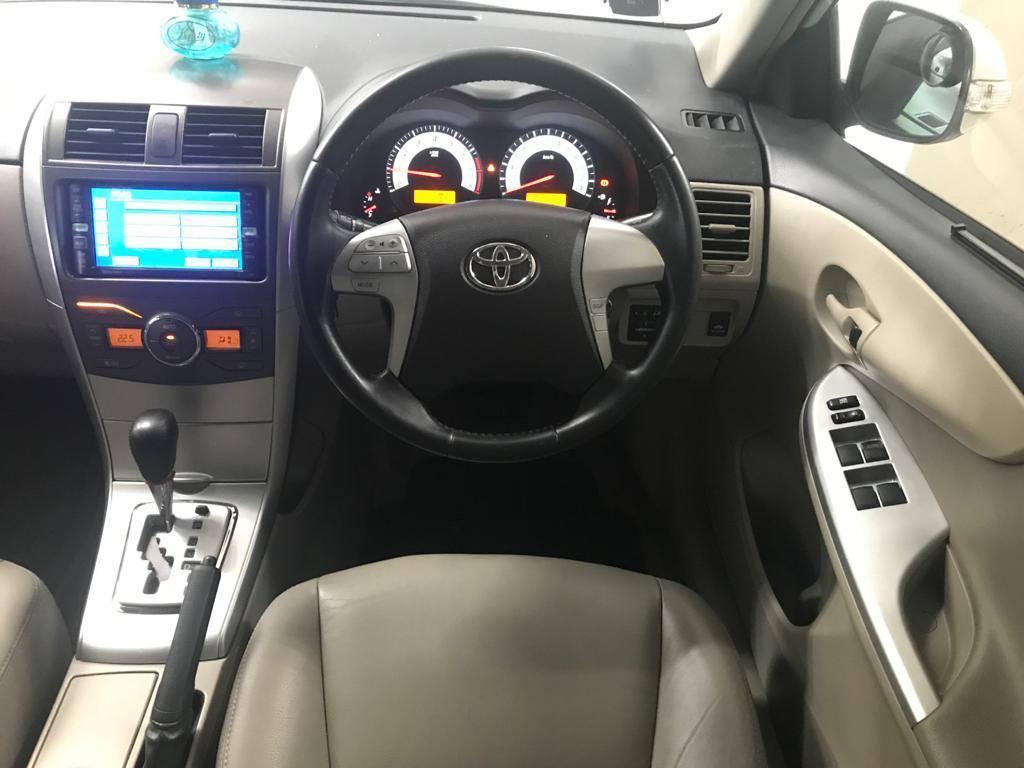 2010 Toyota Corolla Altis 1.6 Auto Grab/Personal Use