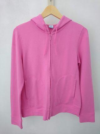 Sweater Uniqlo Dry Sweat Shirt Hoodie #dirumahaja