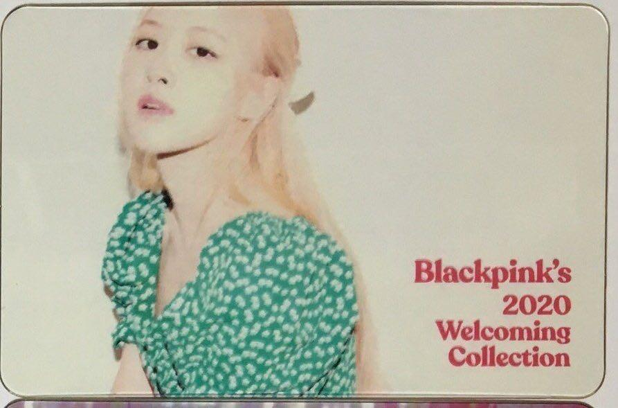 blackpink welcoming collection 2020 rose clear photocard 1585289745 769aa2bc progressive