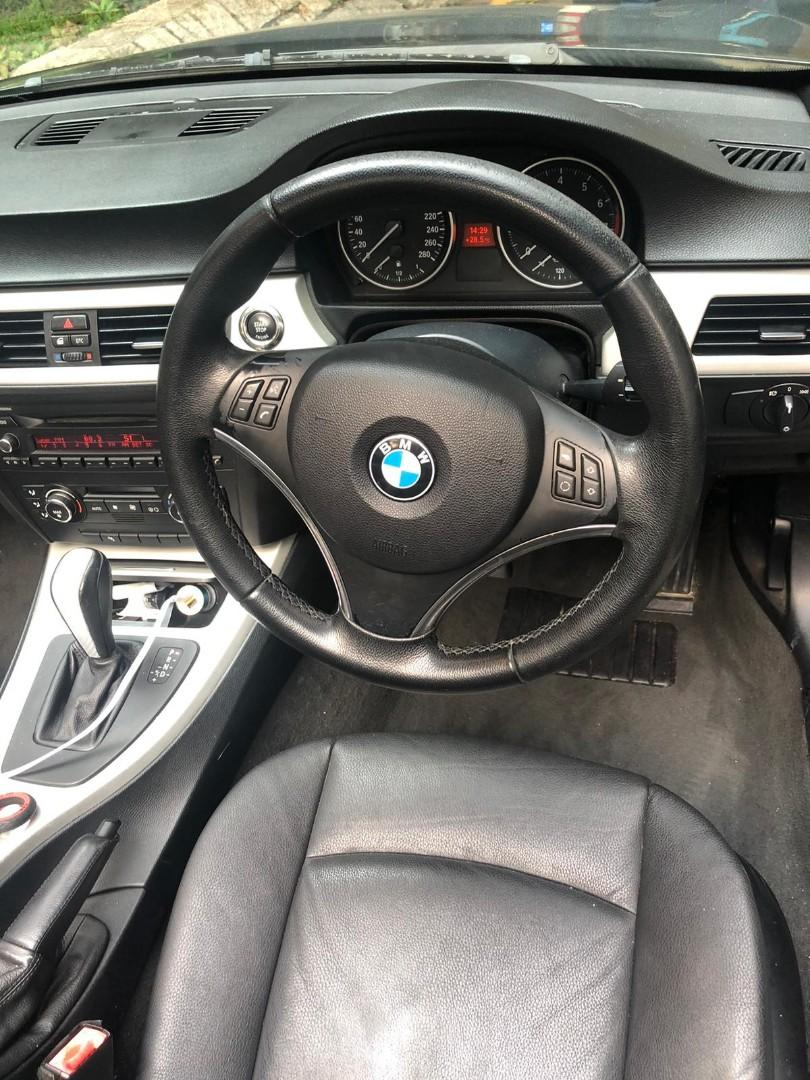 BMW 323i Coupe (A)