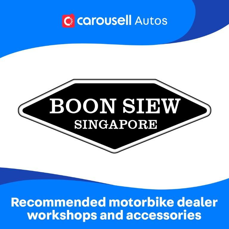 Boon Siew - Recommended Motorbike Dealers, workshops and accessories