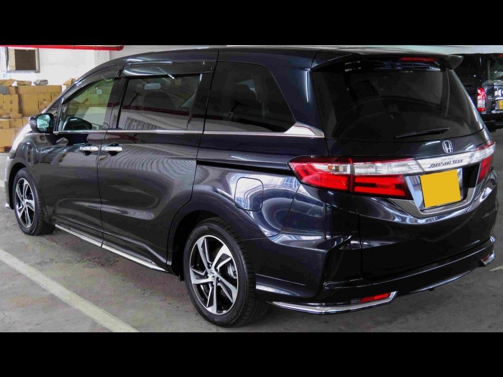 Honda Odyssey 2.4 EXV Absolute (A)