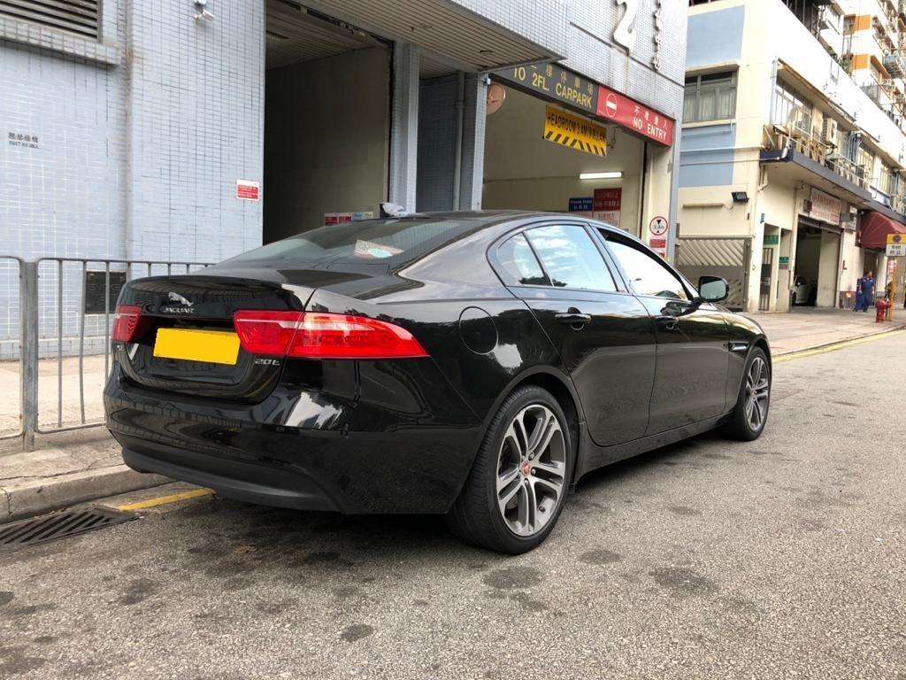 Jaguar XE 2.0 Prestige (A)
