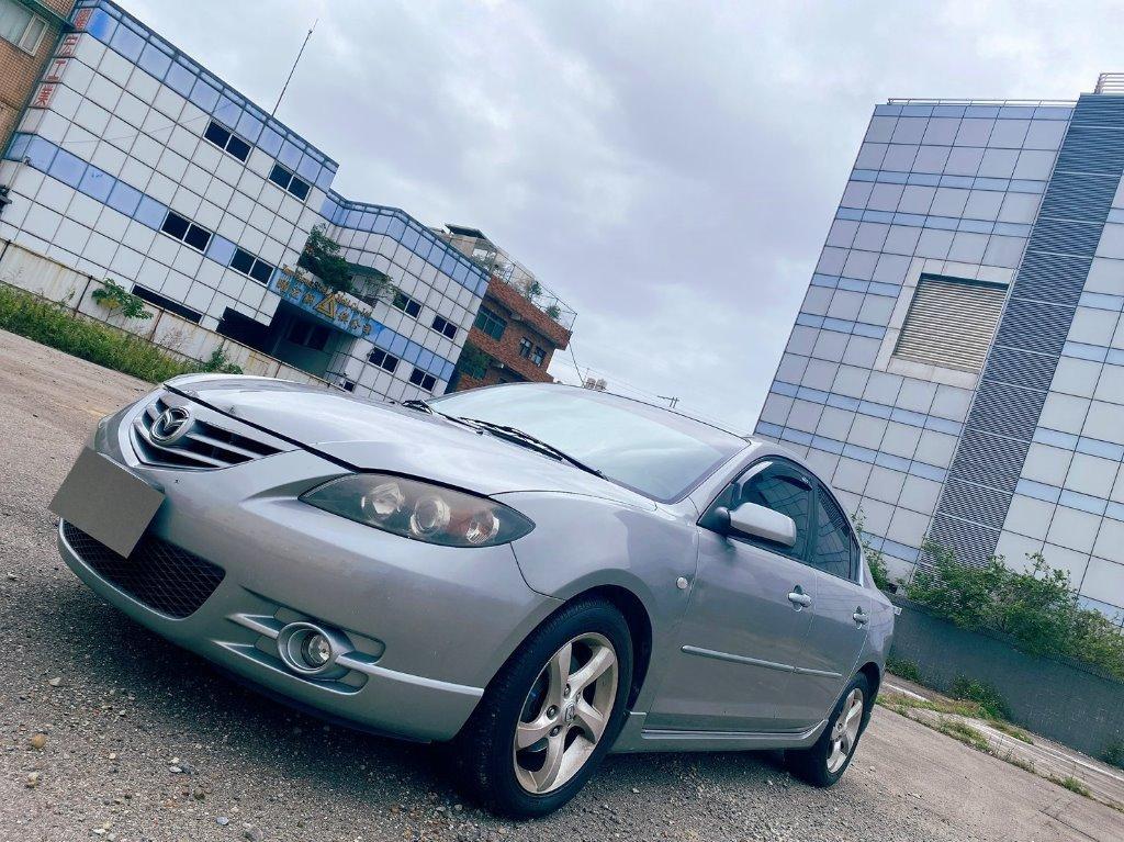 Mazda 馬自達3 2.0升 06年 跑14萬