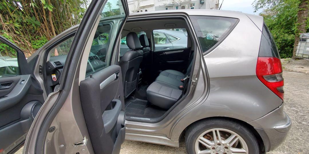 Mercedes-Benz A150 No Auto