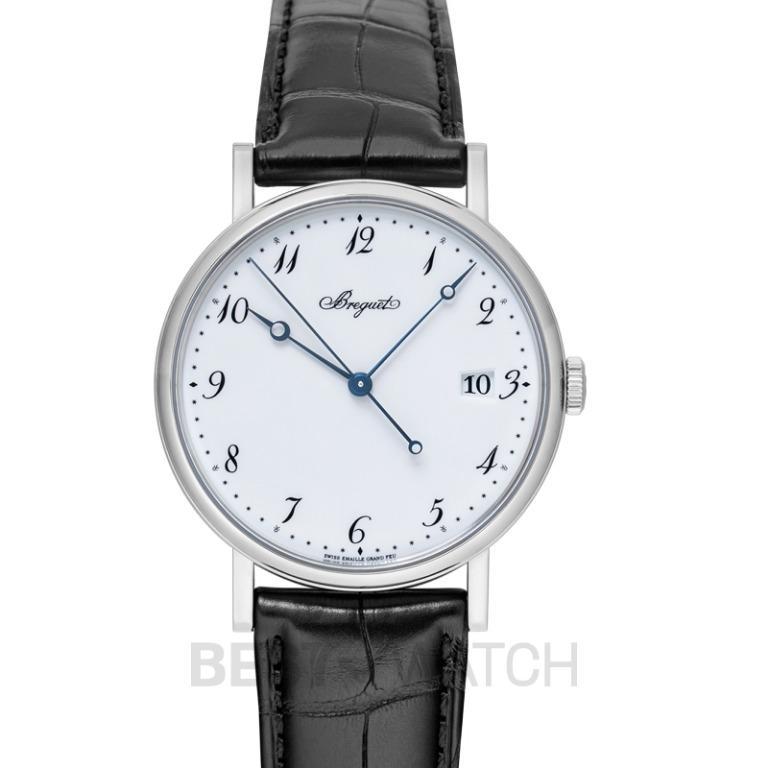 [NEW] Breguet Classique Automatic White Dial Men's Watch 5177BB/29/9V6