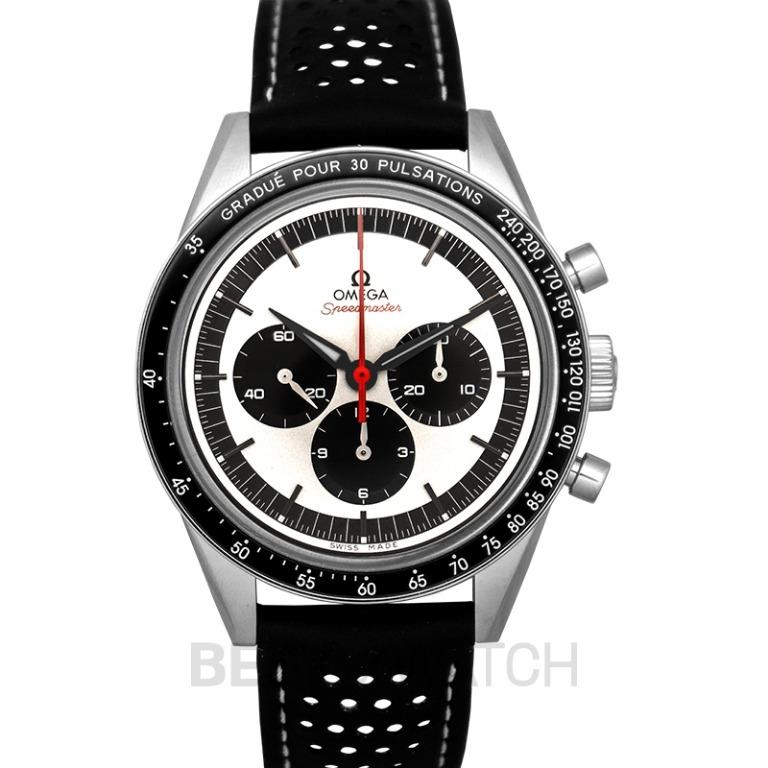 [NEW] Omega Speedmaster Moonwatch Chronograph 39.7 mm Manual-winding Silver Dial Steel Men's Watch 311.32.40.30.02.001