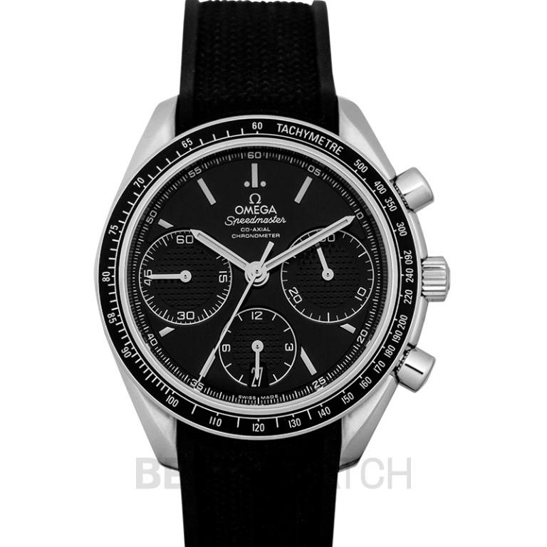 [NEW] Omega Speedmaster Racing Co-Axial Chronograph 40 mm Automatic Black Dial Steel Men's Watch 326.32.40.50.01.001