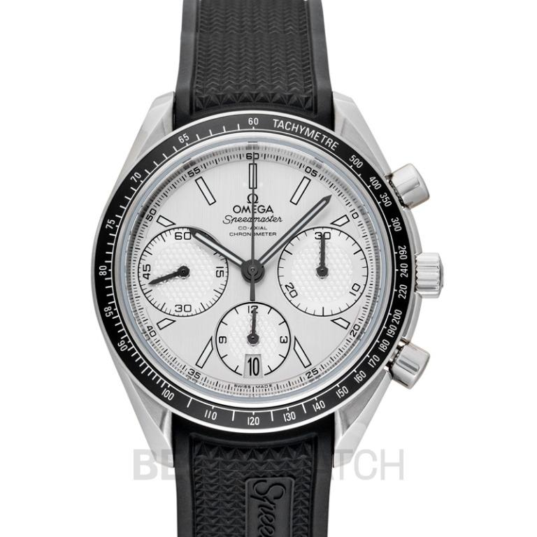 [NEW] Omega Speedmaster Racing Co-Axial Chronograph 40mm Automatic Silver Dial Steel Men's Watch 326.32.40.50.02.001