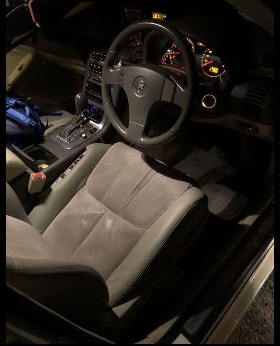 Nissan Skyline 250 GT Four (M)