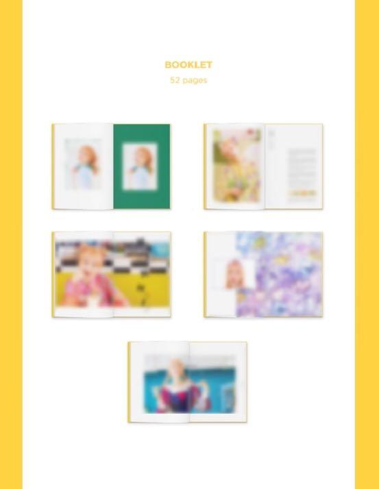 [PREORDER] BORAMIYU 2nd Mini Album - DEAR MY COLOR