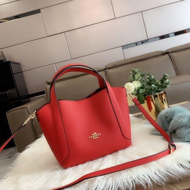 Shopping Coach Dumpling Bag C Pattern Coach Shoulder Bag Shoulder Bag Mummy Bag Handbag Shopping Bag Gallop Stray Bucket Bag A