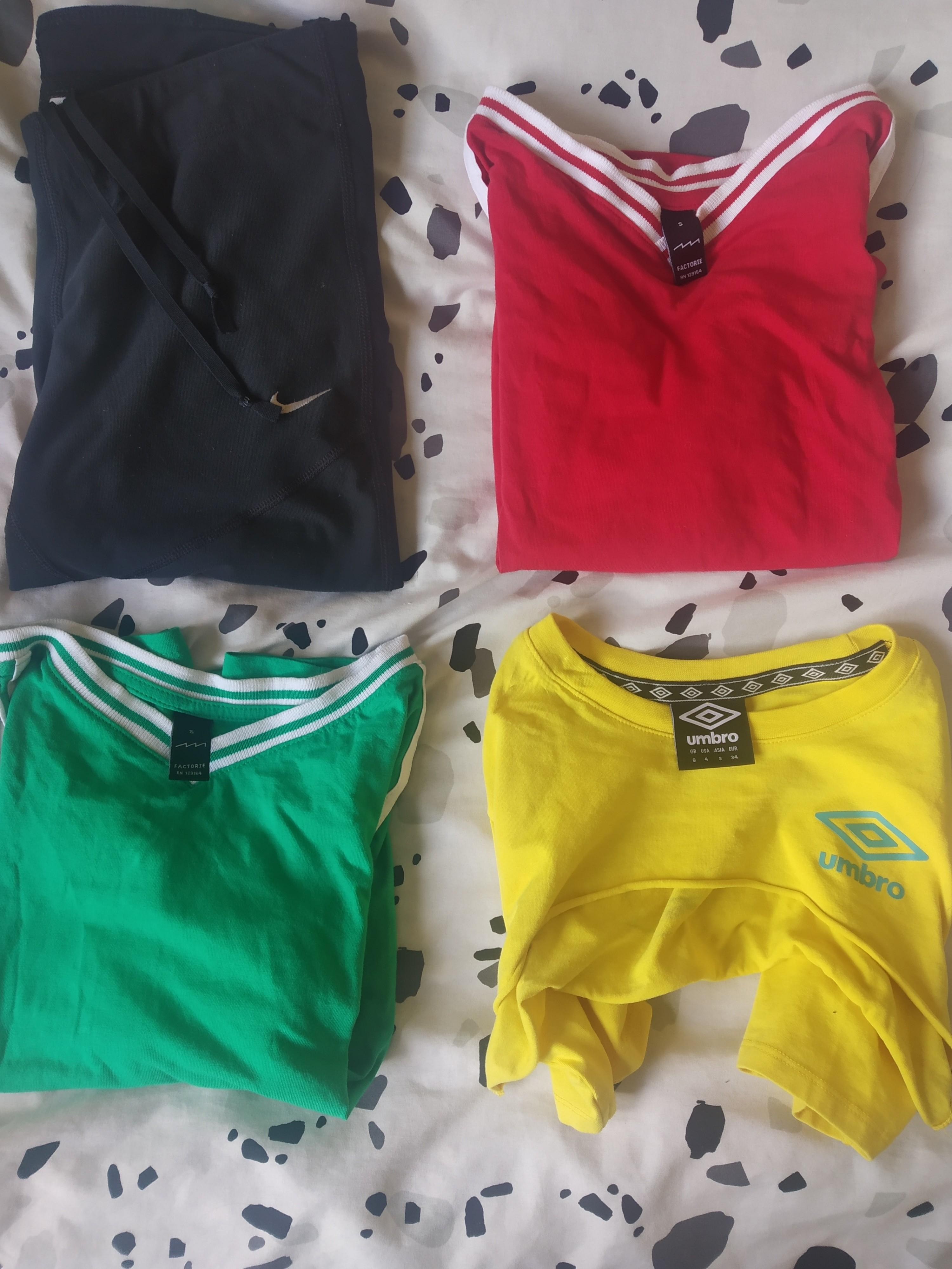SPORTS BULK PACK (contains Nike, Umbro and Factorie)
