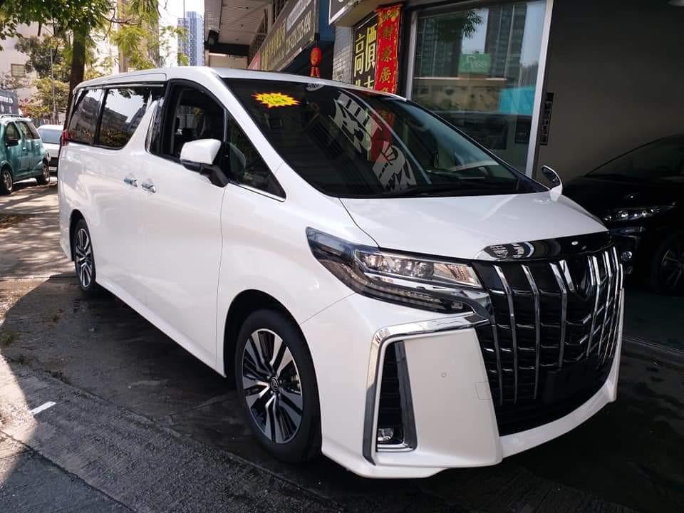 Toyota Alphard 2.5 SC (A)