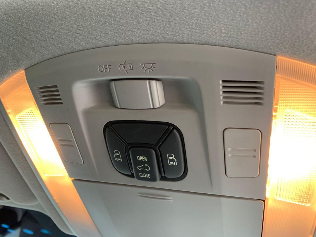Toyota Alphard 3.5 S 7-Seater Auto
