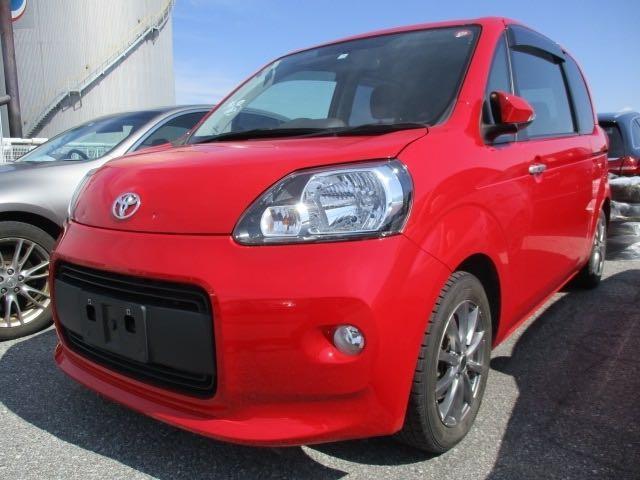 Toyota Porte   Auto