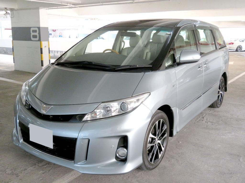 Toyota Previa 2.4 Super Deluxe 7-Seater with Moonroof (A) (A)