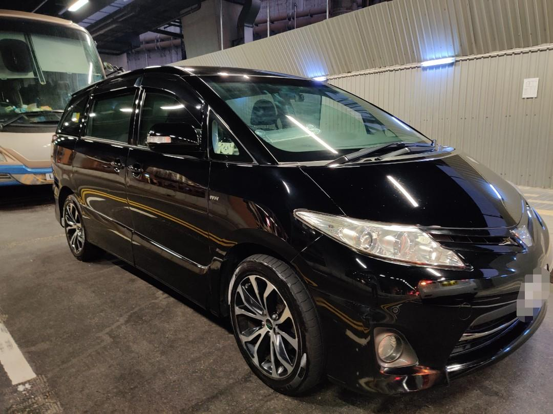 Toyota Previa 2.4 Super Deluxe 8-seater with Moonroof Auto