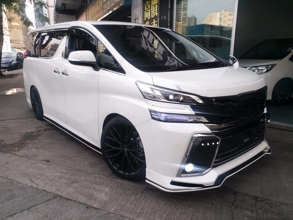 Toyota Vellfire 3.5 ZAG Manual
