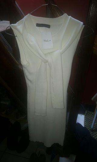 Nyla knit bodycon dress