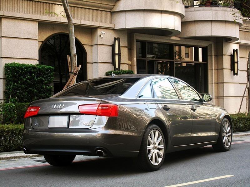 找錢神車 2012樣式 奧迪 A6 3.0T QUATTRO 大改款 300匹馬力 智慧型恆時四傳 機械式增壓 配備更是不用多說