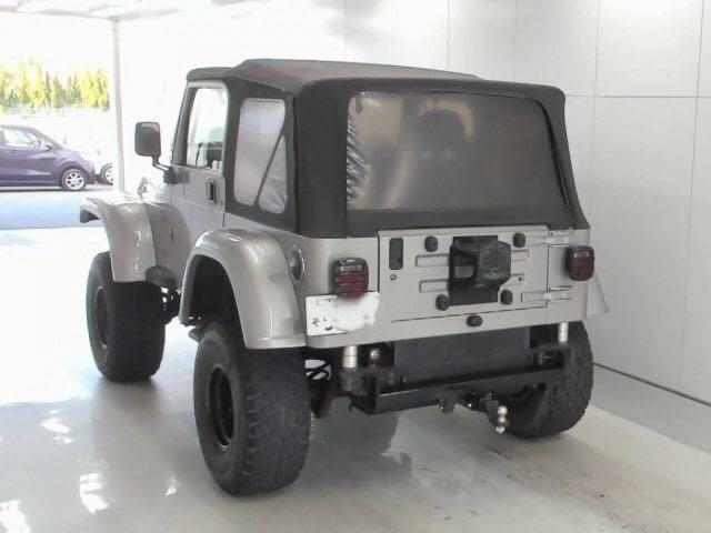 Chrysler Jeep wrangler Tj40s Auto