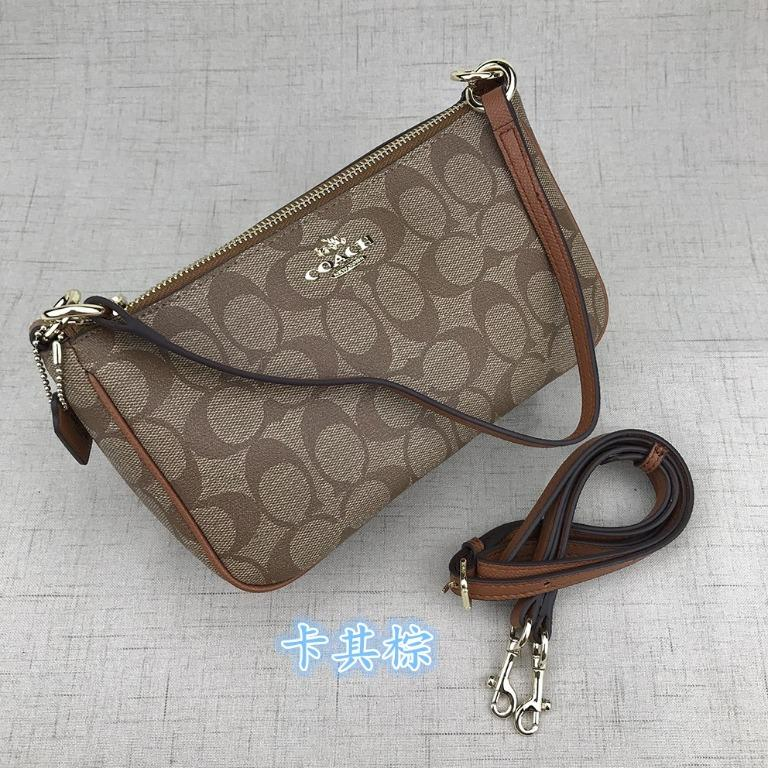 ┊Limited time special buy one get one free COACH 36674 New Stereo Carriage Girl Bag Handbag Side Backpack Shoulder Bag Crossbody Bag Cosmetic Bag With Purchase Certificate