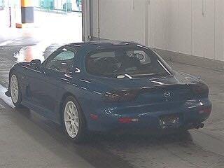 Mazda Rx7 - Manual
