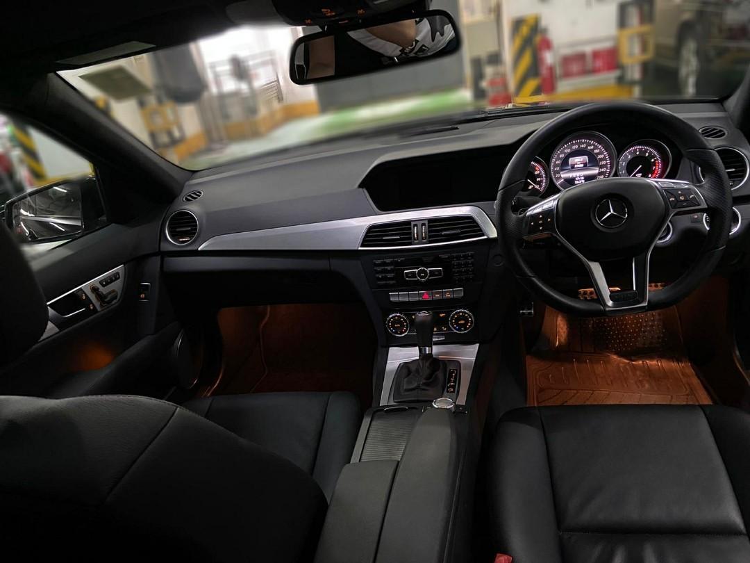 Mercedes-Benz C250 Avantgarde (M)