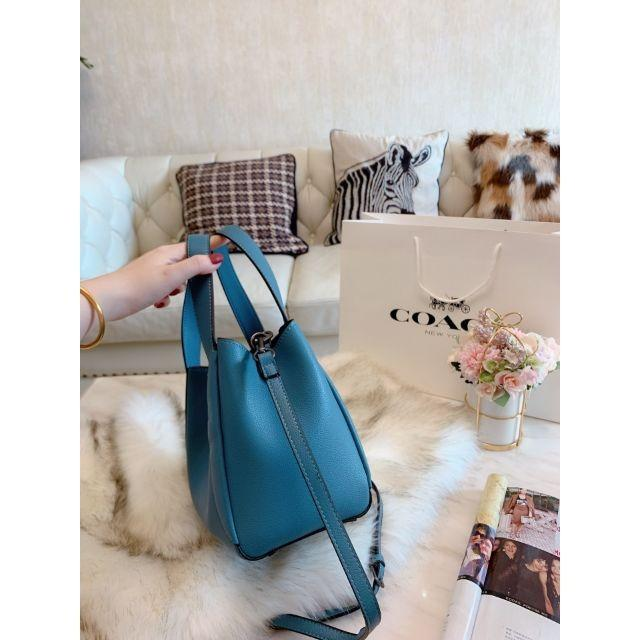 Ni Ni boutique purchasing COACH  Chi tooth shaped women bag handbag classic style half-moon shoulder cross-body bag large capacity mother bag fashion simple mother's day gift p13