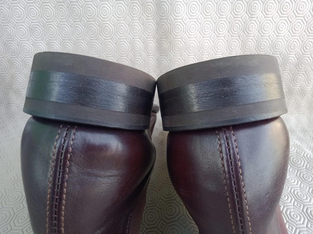 R.M a William's comfort craftsman chelsea boots  size 12 G calf leather