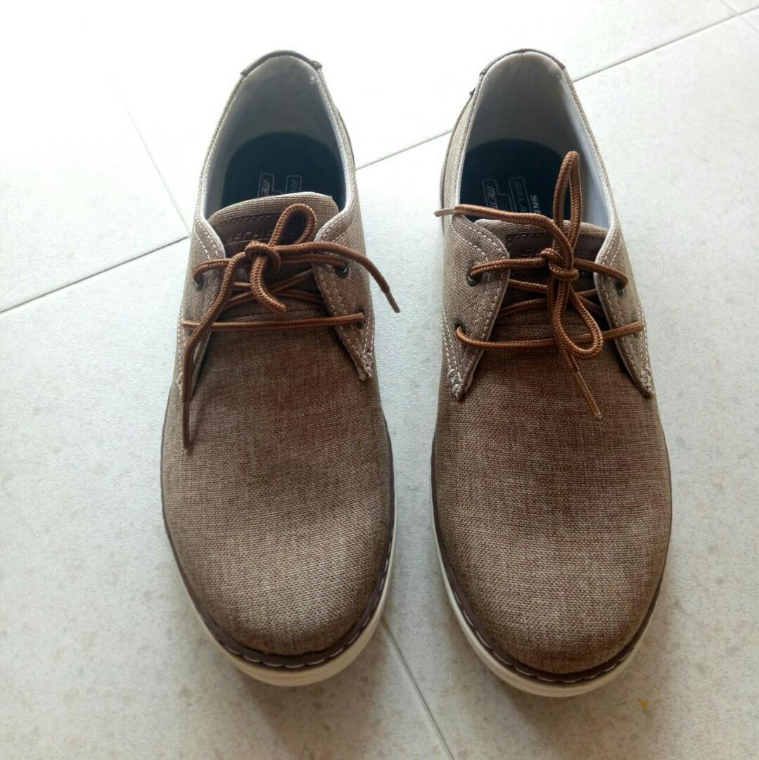 skechers men's formal shoes