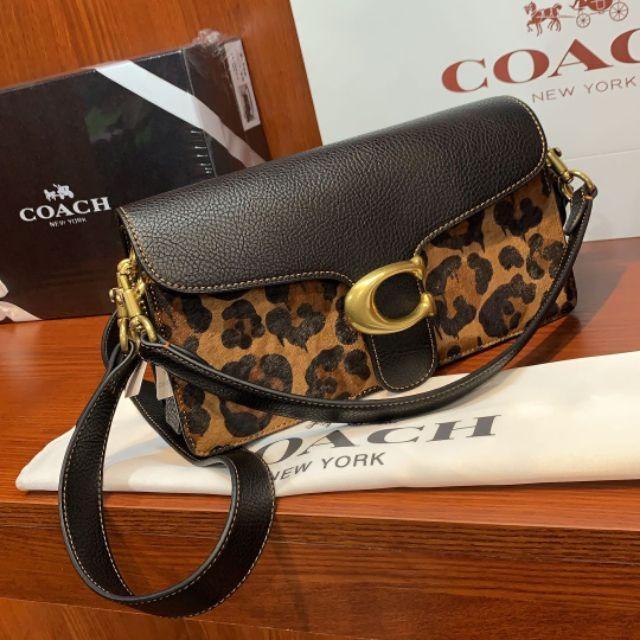 Small U United States purchasing COACH F73995 73722 latest Bacchus bag Tabby series handbags galloping women's bag one shoulder slung P