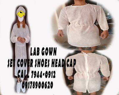 lab gown manufacturer