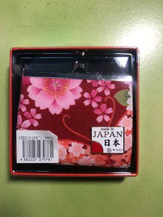 日本零錢包