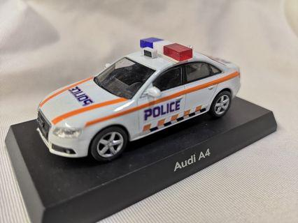 1:64 Audi A4 by Kyosho in TP livery