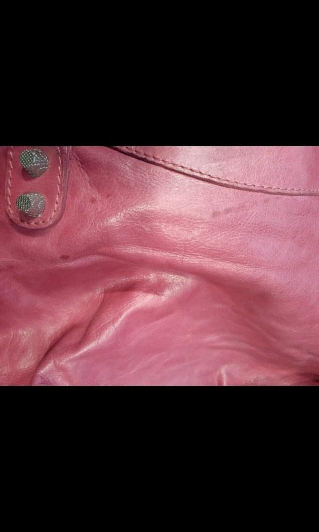 Balenciaga City mini bahan full leather ada no seri size 30cm kurleb second Like New mulus yaa no deffect 98% good condition