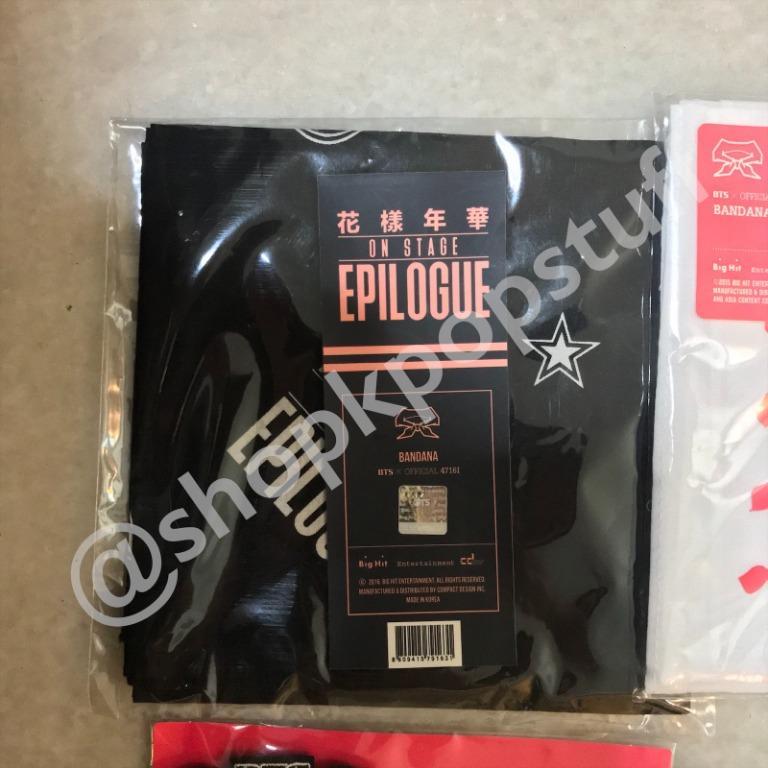 [CLEARANCE SALE] BTS Official Goods Concert Goods Merchandise Merch