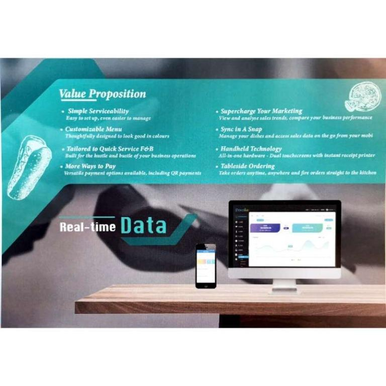 Mobile Point of Sales/POS Software Licence (Order System)