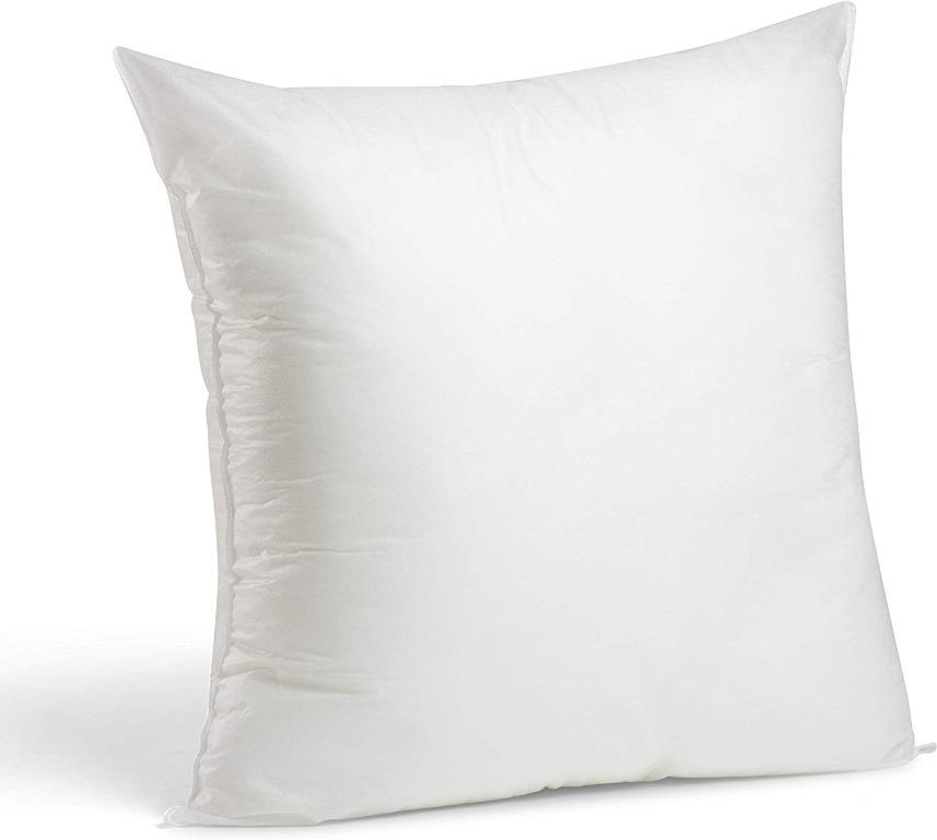 Foamily Premium Hypoallergenic Stuffer Pillow Insert