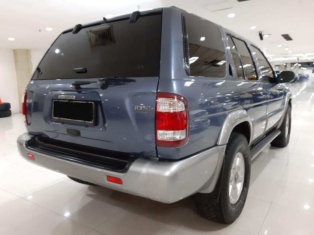 for sale Th.2001 Nissan PATHFINDER 3.3L Automatic.BIRI TWO TONE.Unit Jeep SUV-kondisi PRIMA.Nopol B-Dki