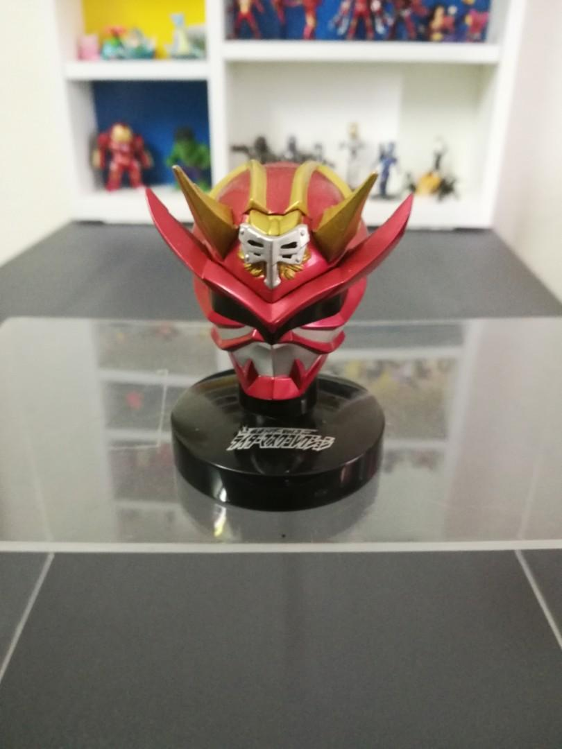 Kamen Rider Hibiki Armed Saber Toys Games Action Figures Collectibles On Carousell