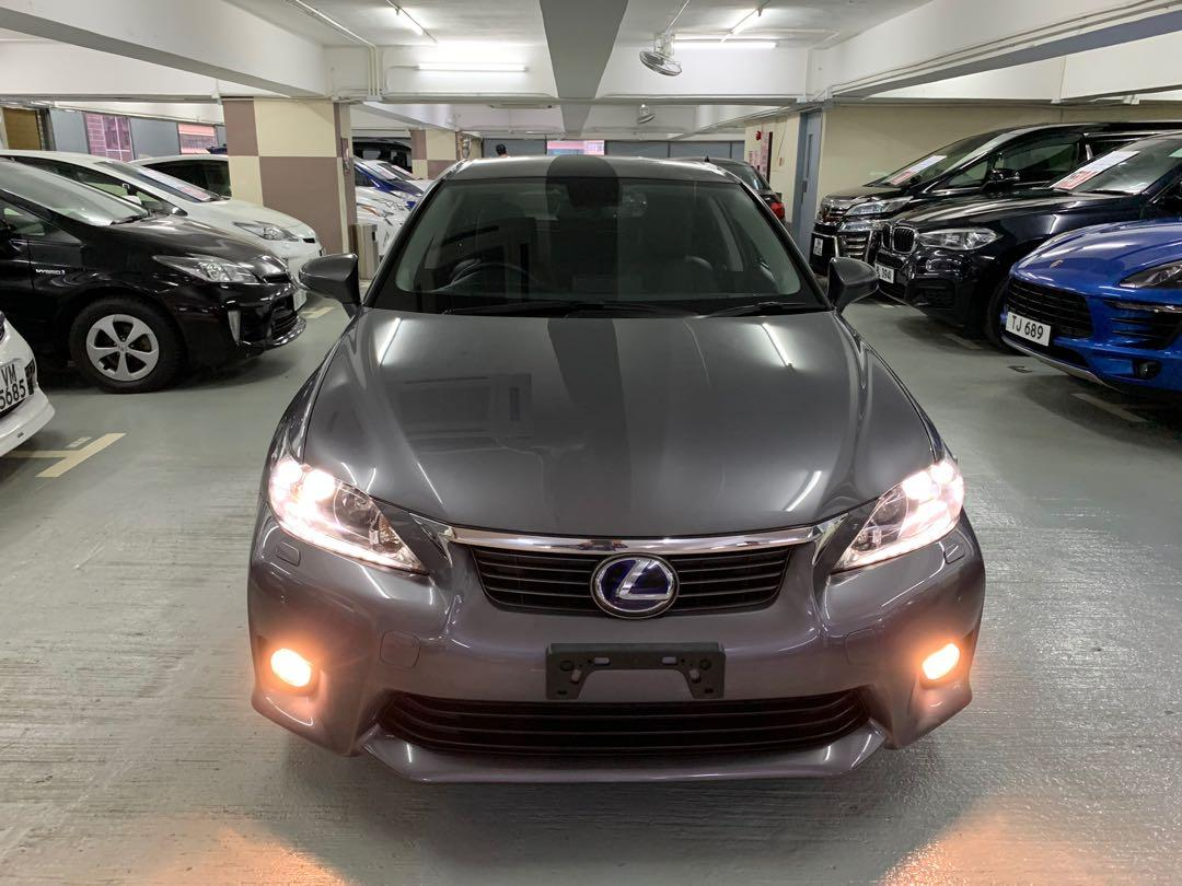 Lexus CT200h Luxury Hybrid (A)