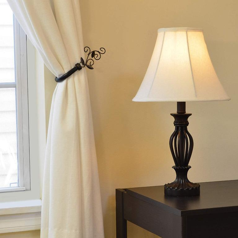 Light Accents, Iron Table Lamp - 18.5 Inches. Retails for 65